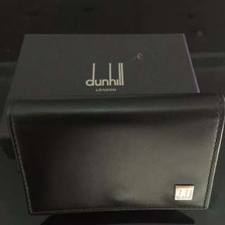 Authentic Dunhill cardholder / coin holder