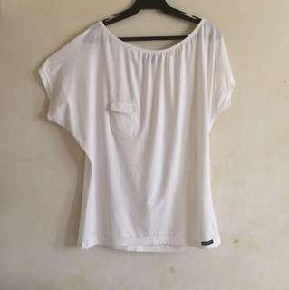 Afficionado off shoulder blouse