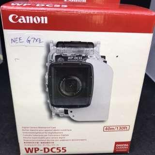 Canon WP-DC55 Marine Case