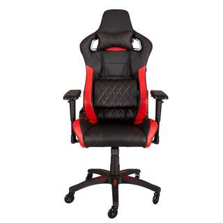 Corsair T1 Race, Gaming Chair, High Back Desk & Office Chair ( Color : Black/Red , Black, Black/White ) ( Have Stock )