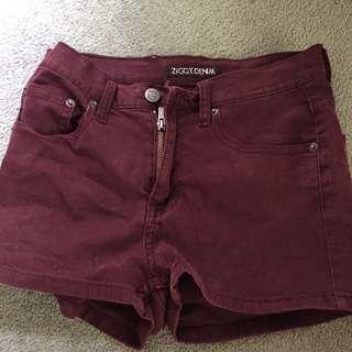 Ziggy shorts size 10