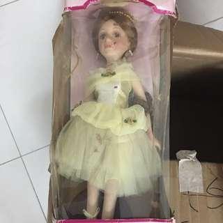 Classical  Porcelain Doll