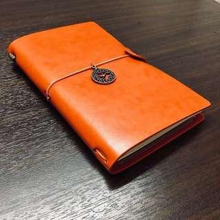 Traveler's Notebook (Inspired)