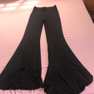 Hip Culture, Stretch pants with bell bottoms
