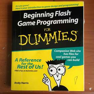 Beginning Flash Game Programming for DUMMIES (Andy Harris)