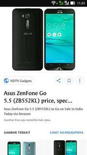 Asus Zenfone Go 4g Bater Ap Jh Yg