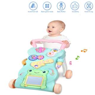 Baby Walker With Educational and Musical Toys - Early Learning Toys