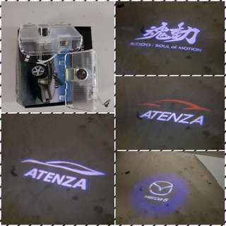 Mazda 6 Atenza  LED Ghost Light/ Welcome Light/ Door Light
