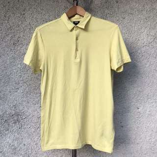 Yellow Polo (M)