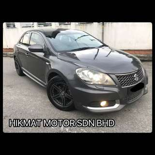 SUZUKI KIZASHI 2.4(A) LIMITED UNIT VERY NICE PERFORMANCE