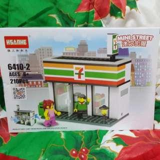 Lego 7 eleven collectibles