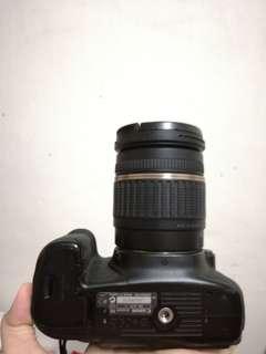 Canon 60D + Tamron 17-50mm