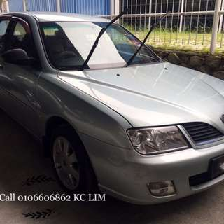 PROTON WAJA 1.6(M)THN 2001/02、CAR KING‼️