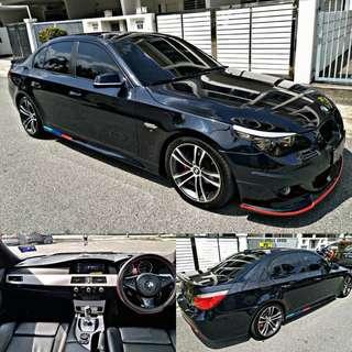 SAMBUNG BAYAR / CONTINUE LOAN  BMW E60 525i M SPORT