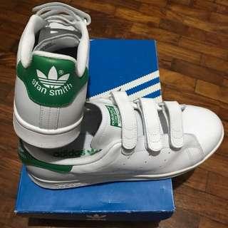 Adidas Stan Smith Velcro White