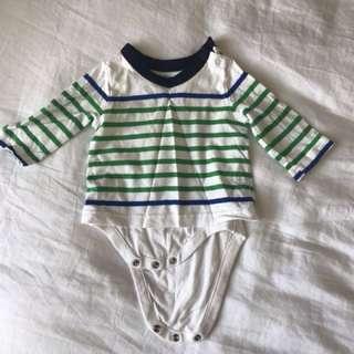 Baby Gap tshirt Romper