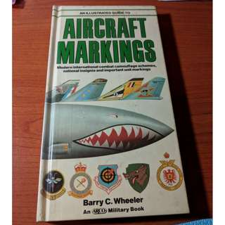 Cheap Military Book Guide To Aircraft Marking 1986 Edition