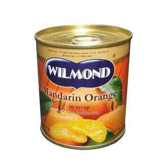 Buah Kaleng Orange Mandarin