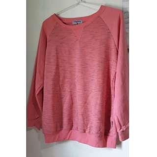 Sweater peach