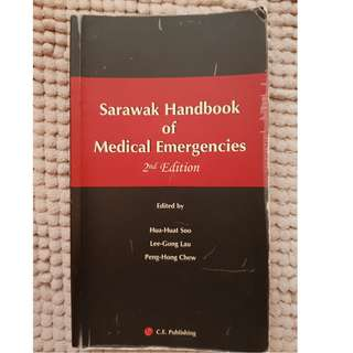 Sarawak Handbook of Medical Emergencies