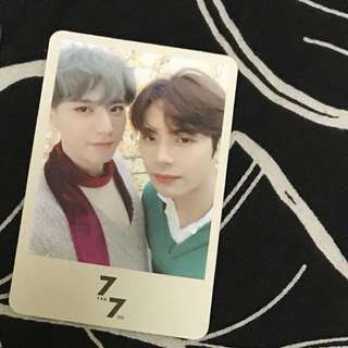 WTT/WTS Got7 7for7 Present pc