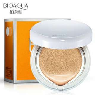 Bio aqua bb cushion cream ..