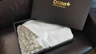 🚚 OSIM 奢華玫瑰毯禮盒