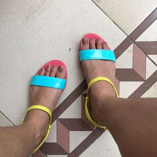 Little things she needs sandals