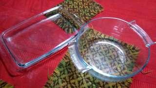 Imported Original 2-pc Pyrex bowls