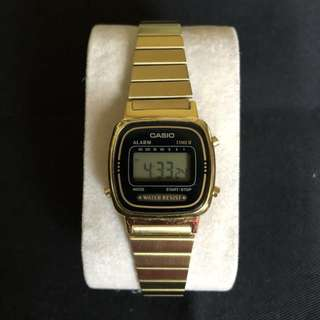 Casio Watch Module No. 3191