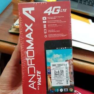 Handphone smartphone Andromax A