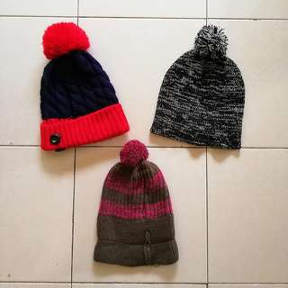 Snow Cap winter