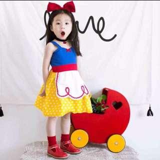 Snow White Dress (New!)