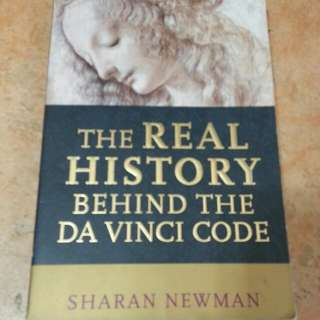 Real History Behind the Da Vinci Code Paperback English By (author)  Sharan Newman