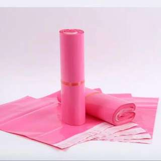 (FREE Mail) Courier Mailing Poly Bags Plastics 20x35cm