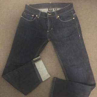 AX Armani Exchange Denim Jeans
