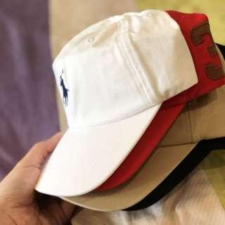 Polo caps