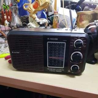 Asatron 8 band radio