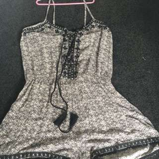 playsuit ~ brand new with tags
