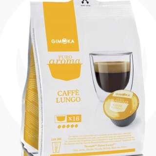 Gimoka Nescafé Dolce gusto capsules