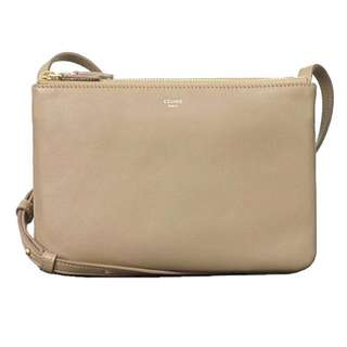 Authentic Celine trio - taupe