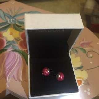 Pandora essence charm x2