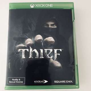 Xbox One Game Thief