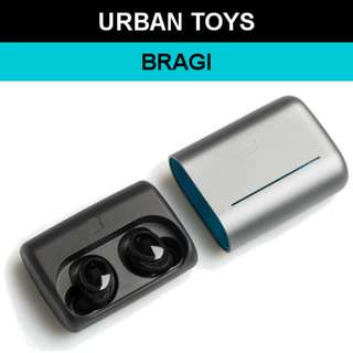 BRAGI The Dash Pro/Wireless Earphones/1 Year Warranty by Singapore Manufacturer