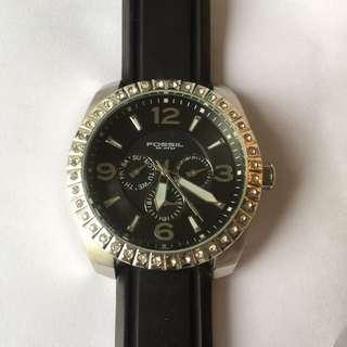Fossil 女裝大錶 BQ9367