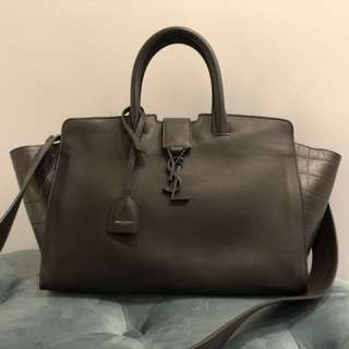 Saint Laurent small 'Monogram Downtown Cabas' tote