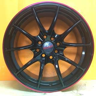 16 inch SPORT RIM VOLK RACING G25 RAYS WHEELS