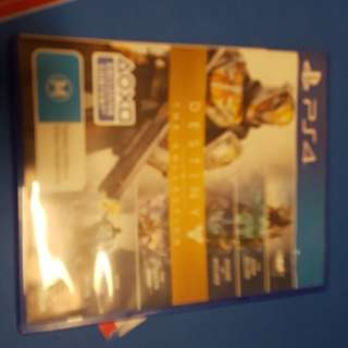 Destiny The Collection (PS4) [Preowned]