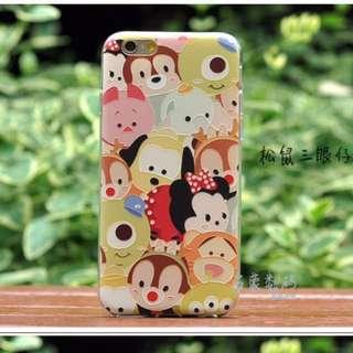Brand new Disney Tsum Tsum iphone hp cover