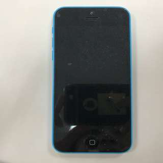 iPhone 5c 16G blue
